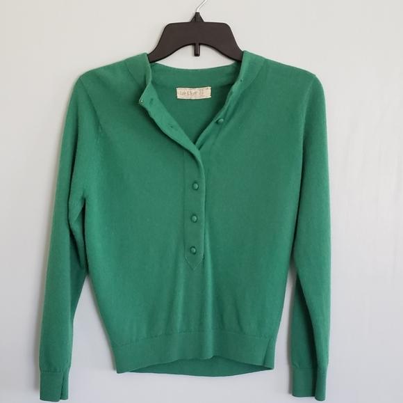 Lyle & Scott 100% Pure Cashmere Sweater